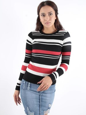 May Top stripes