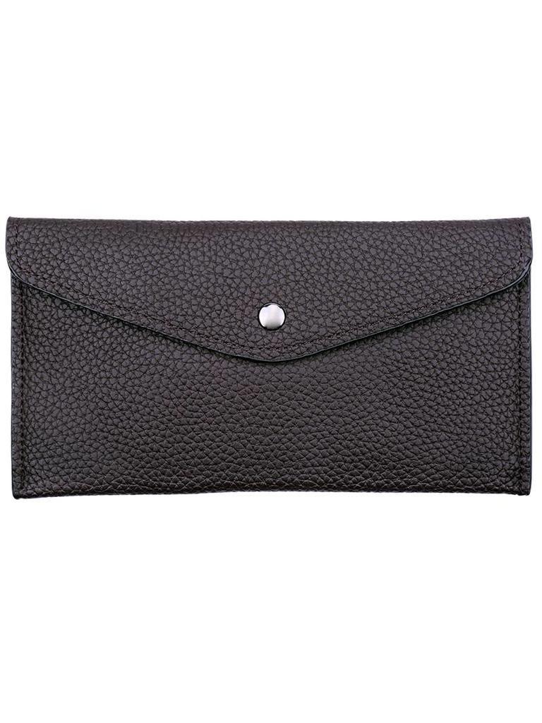 Yehwang Purse envelope brown