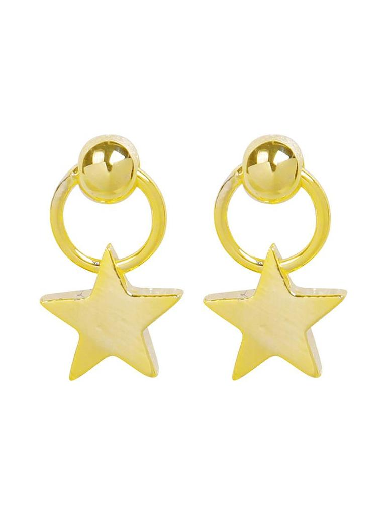 Yehwang Earrings mini shining star