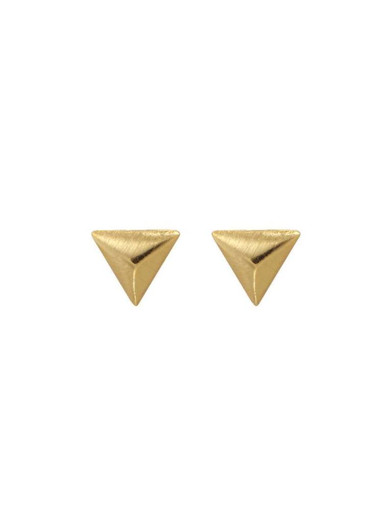 Yehwang Earrings little triangle