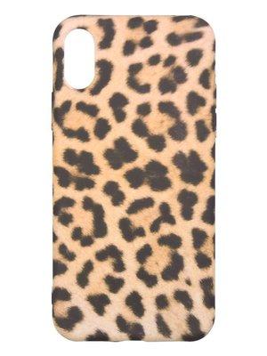 Yehwang Iphone X case wild leopard