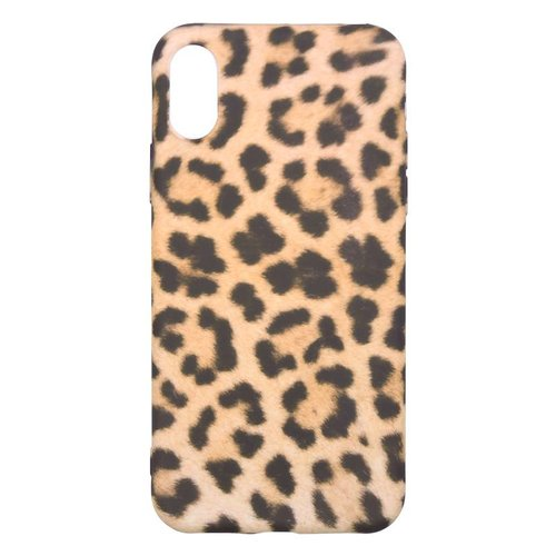 Yehwang Iphone X case wild leopard