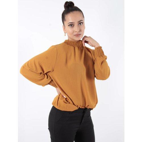 Italia Moda Turtle blouse
