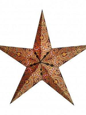 Ladylike Star Diwali Amber