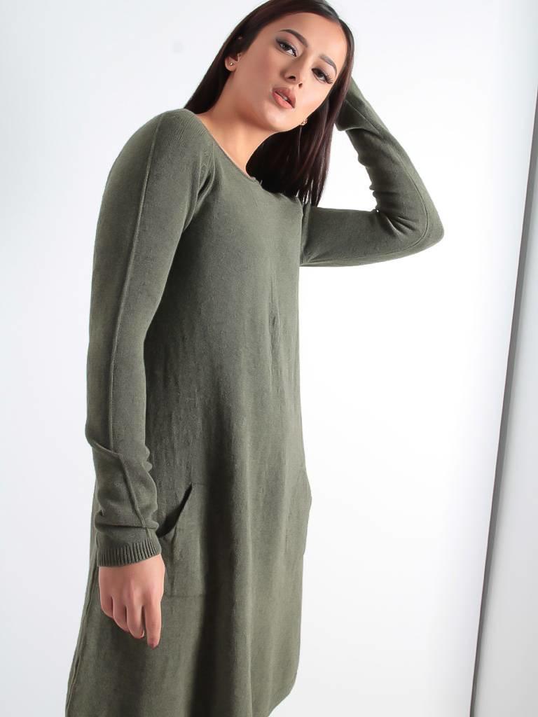 Ladylike Jony long knit dress