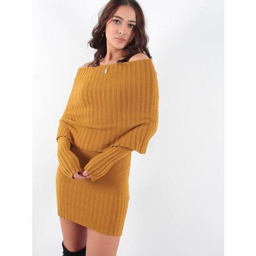 Ladylike Big col jumper