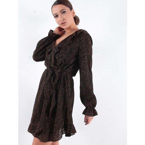 Ambika Glitter leo dress