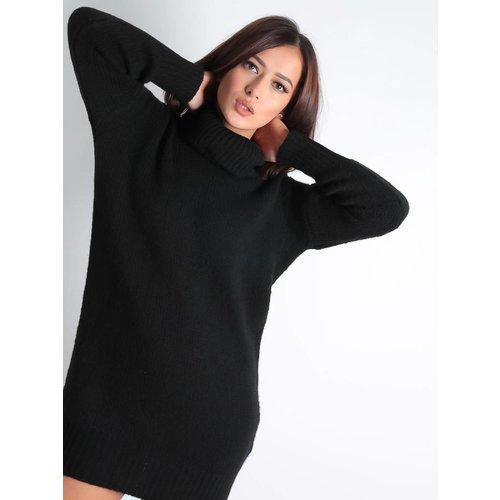 Ladylike Knit dress col
