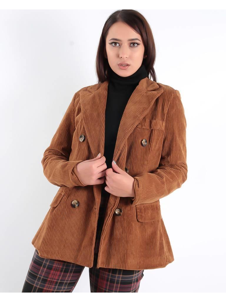 Ladylike Corduroy jacket