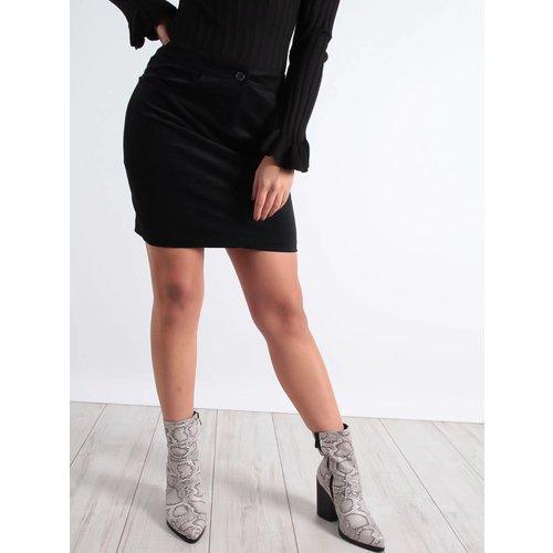 Ladylike Rib skirt
