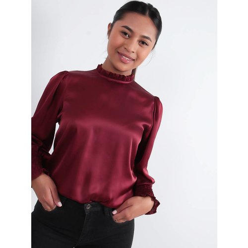 Miss Miss Ruffle blouse