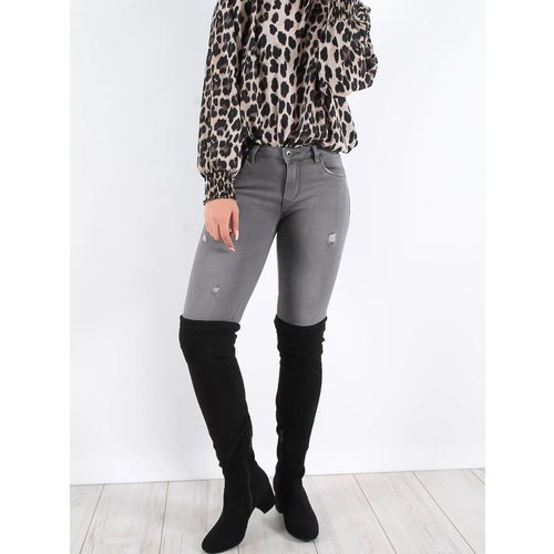 Queen Hearts Cover jeans