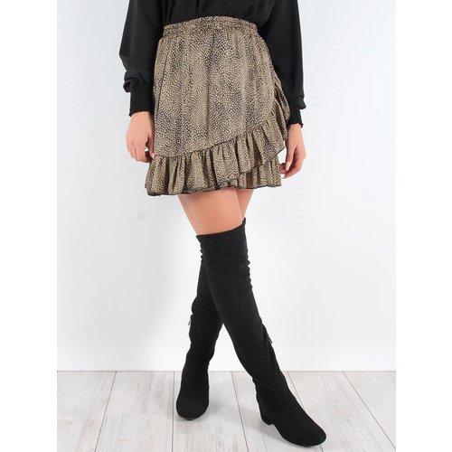 Ambika Jade short skirt