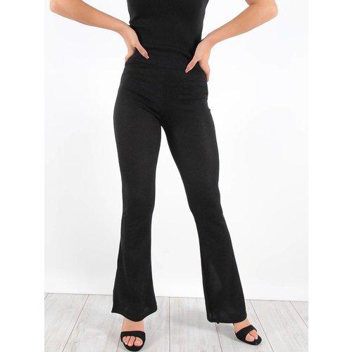 Ladylike Glam flared pants
