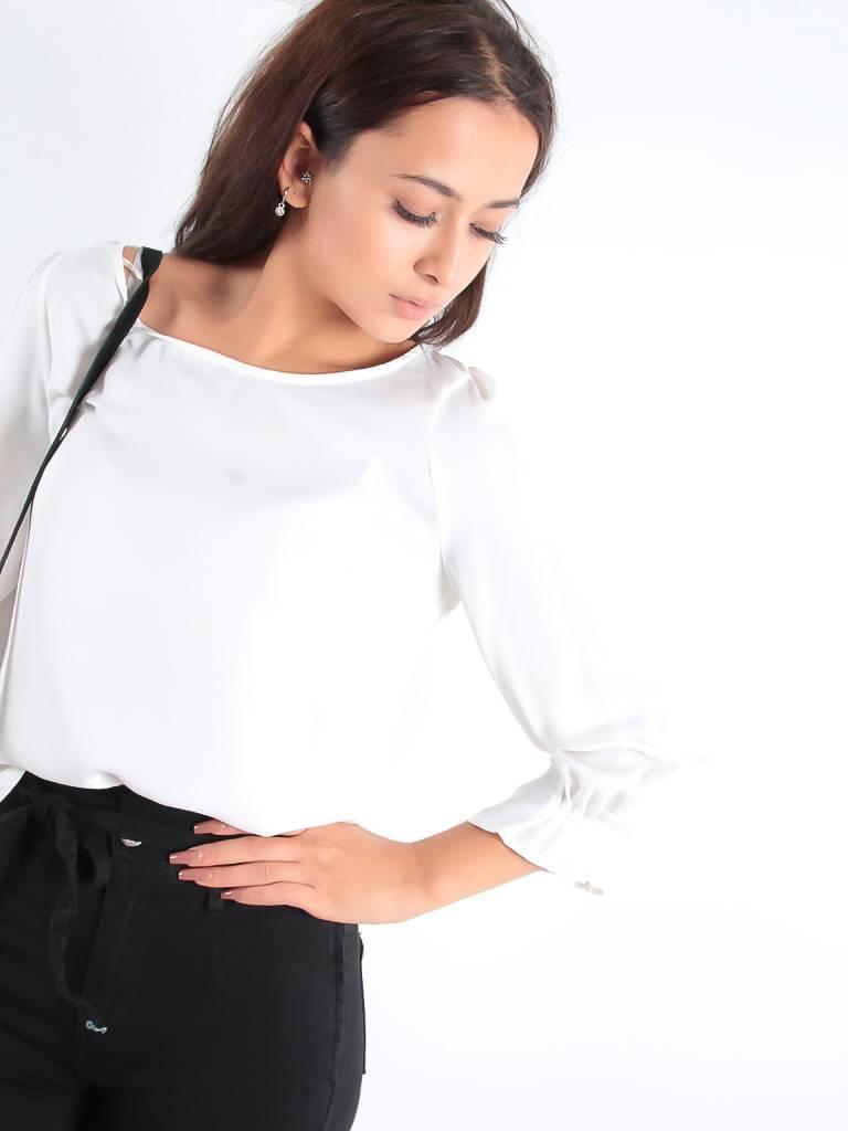 Akoz Deezy blouse white