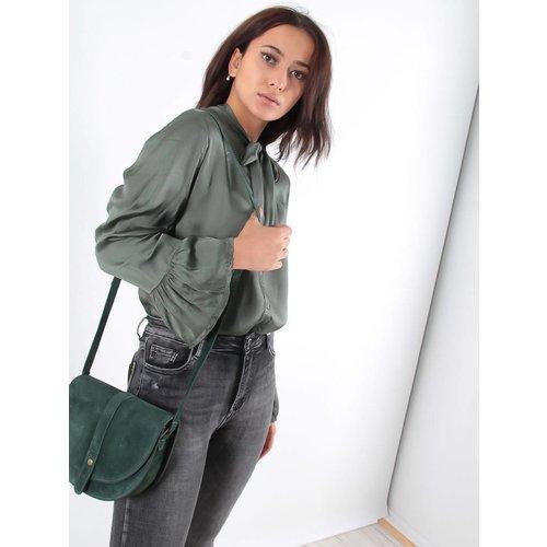 Turqouise by Daan Sassy bag green