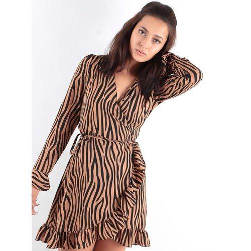 Ivivi Zebra dress soft