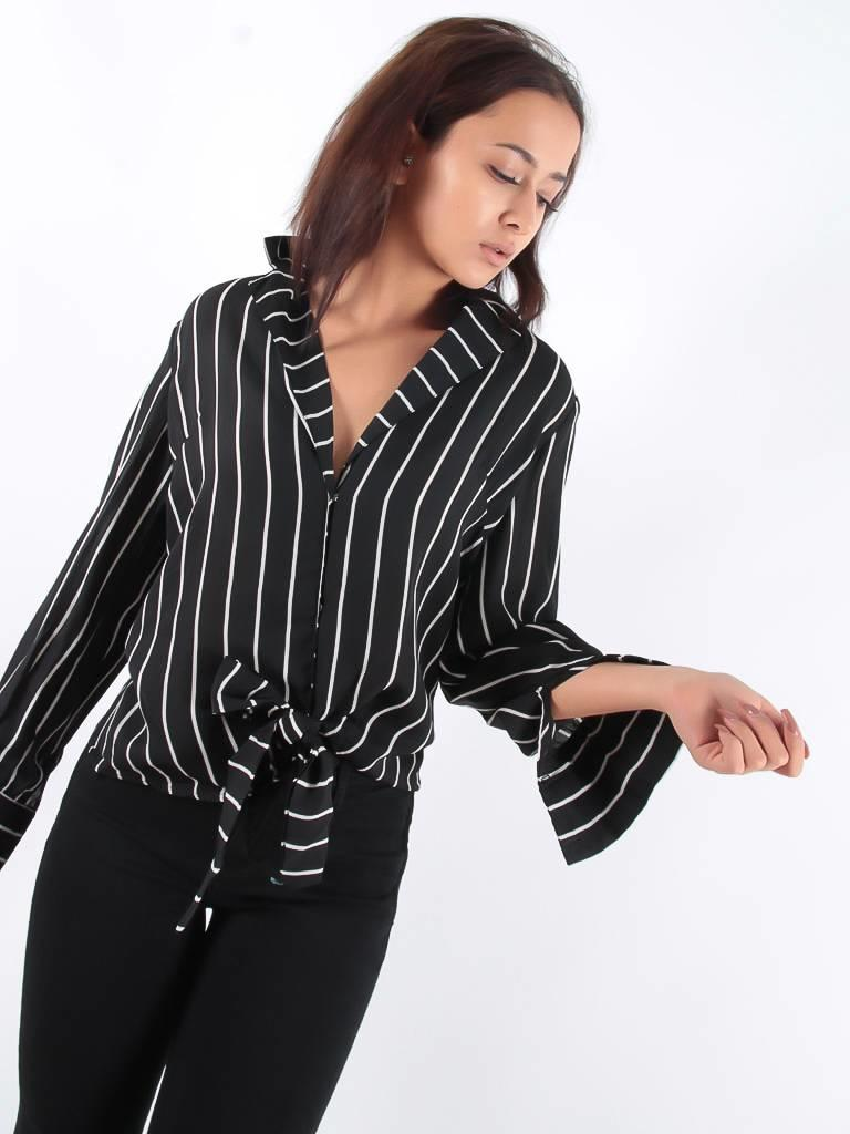 Unika Blouse stripe