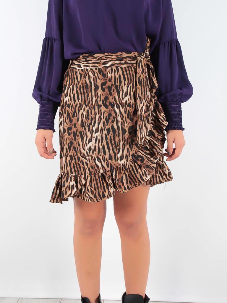 Ivivi Cheetah skirt
