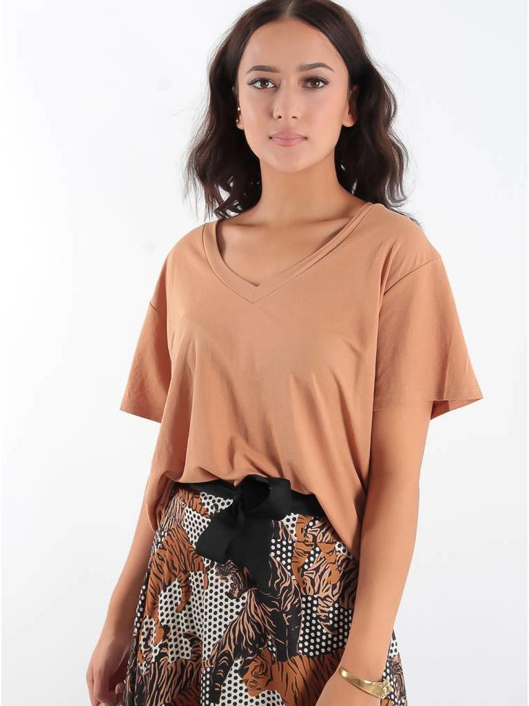 Ladylike Plum t-shirt