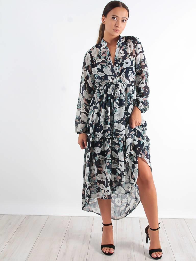 Kilibbi Long bloomy dress