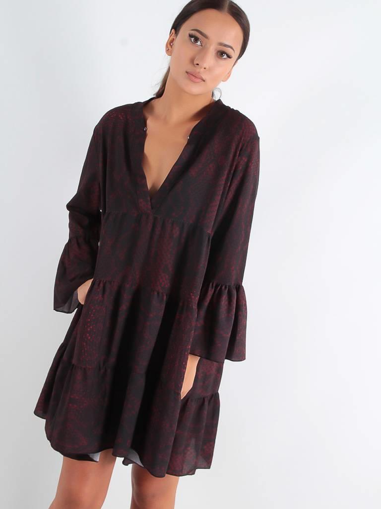F.Fashion Jimbaran dress snake