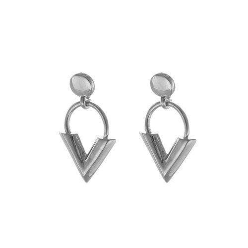 Yehwang Earrings sweet V