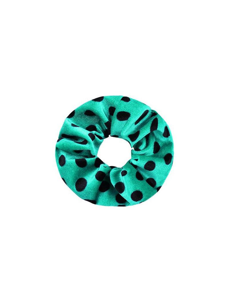 Yehwang Scrunchie velvet dots