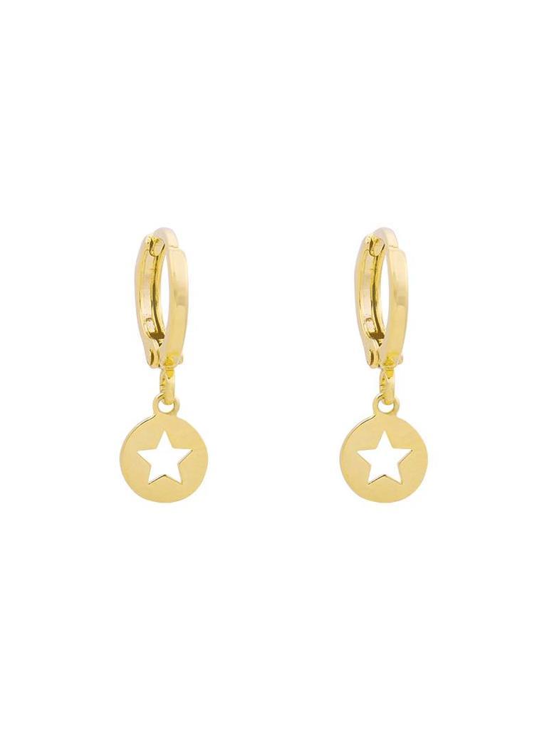 Yehwang Earrings catch a star