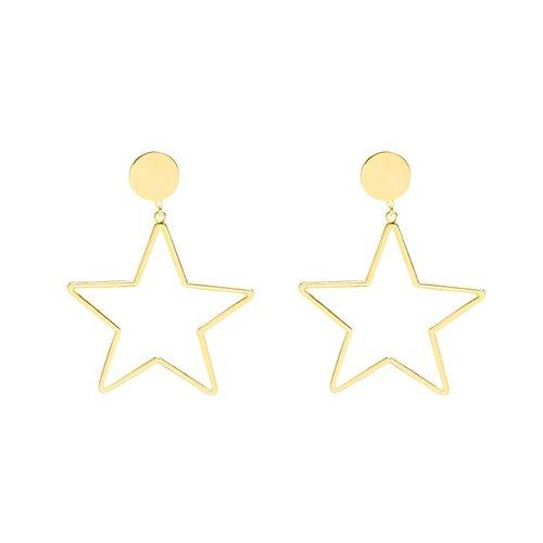 Yehwang Earrings glam star
