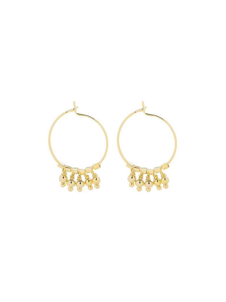 Yehwang Earrings Tiny Balls