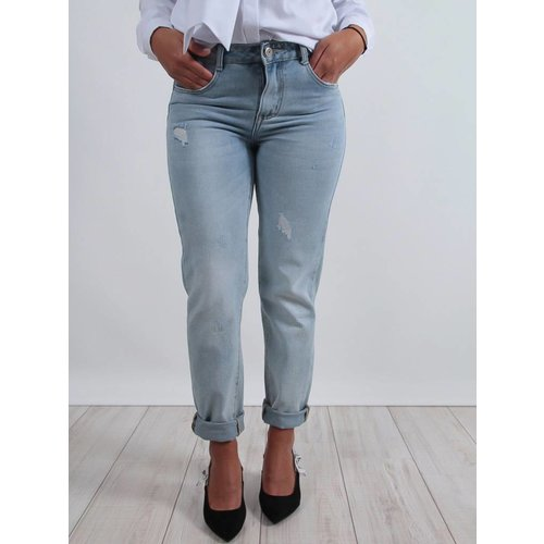 Nina Carter Mommy jeans