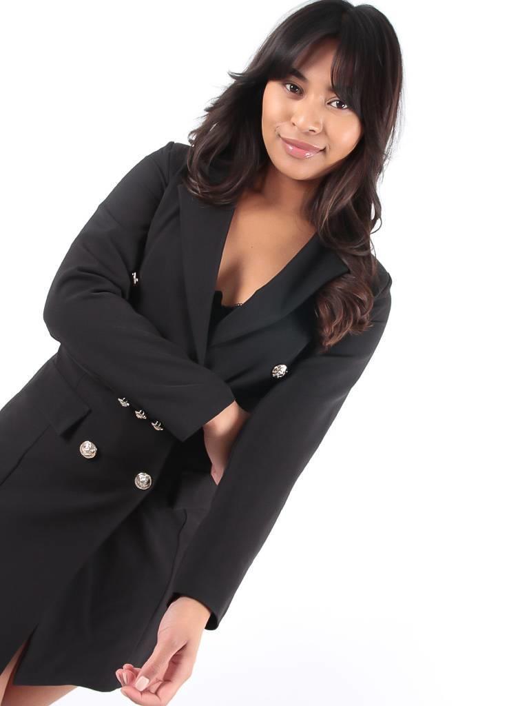 Ladylike Blazer black