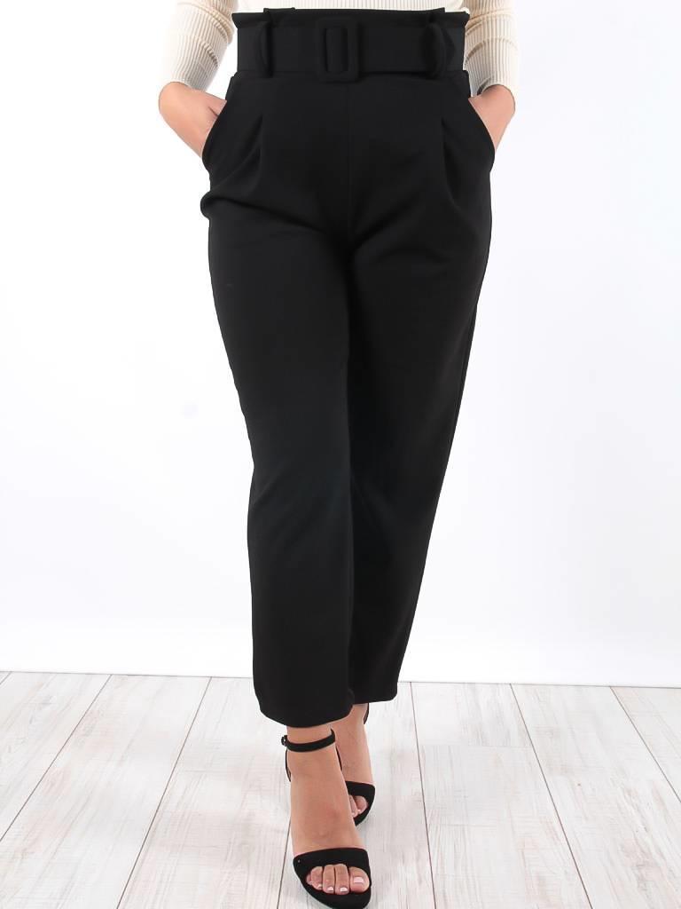 Ladylike High waist trousers