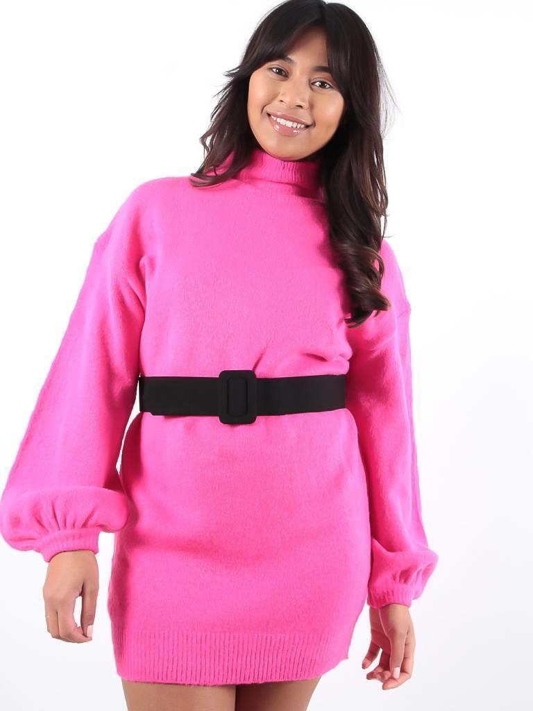 In Vogue Fluo jumper pink