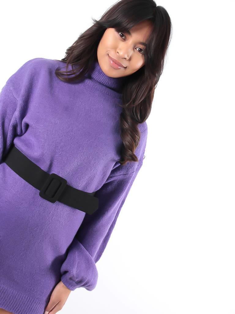 Ladylike Fluo jumper purple