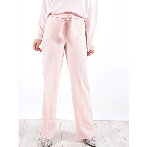 Lady lol Pink wide leg trousers