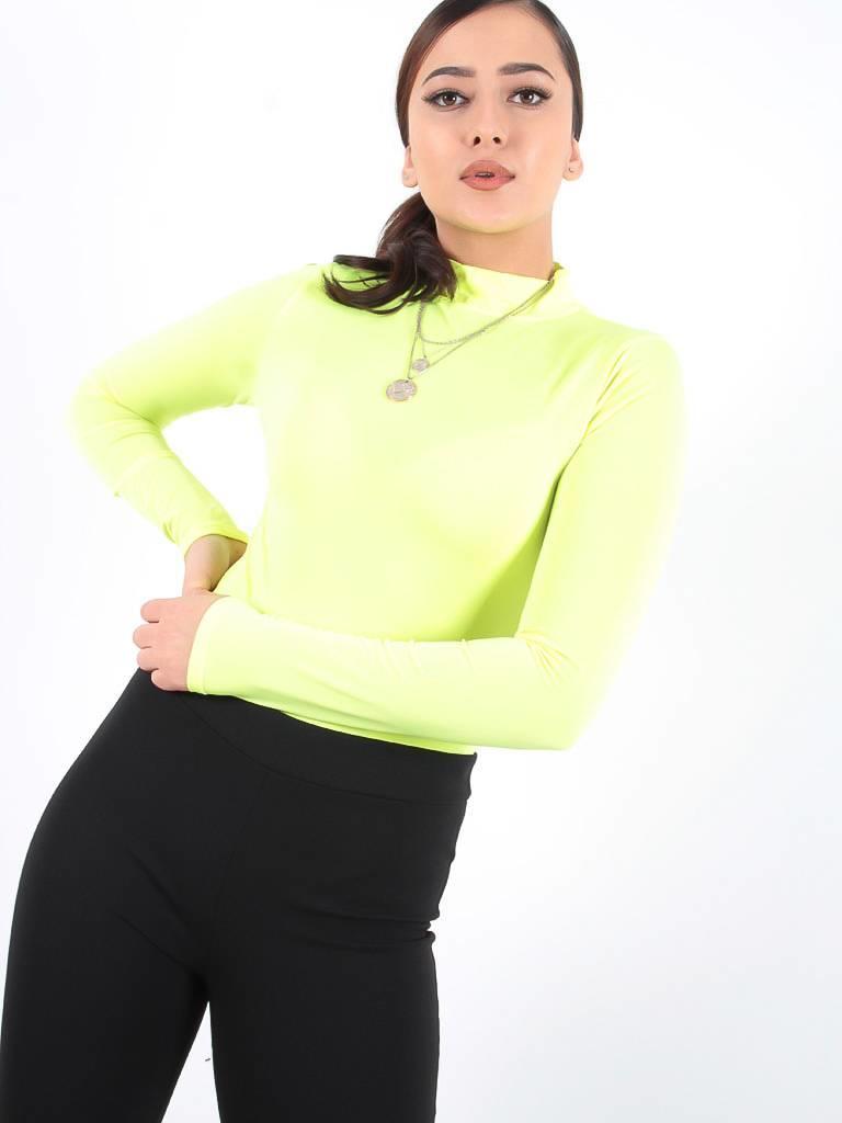 Ladylike Fluo body green