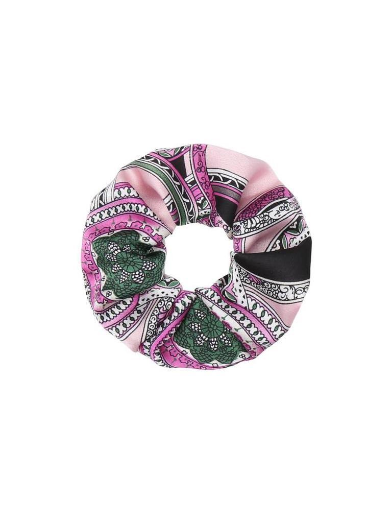 Yehwang Scrunchie Italian print