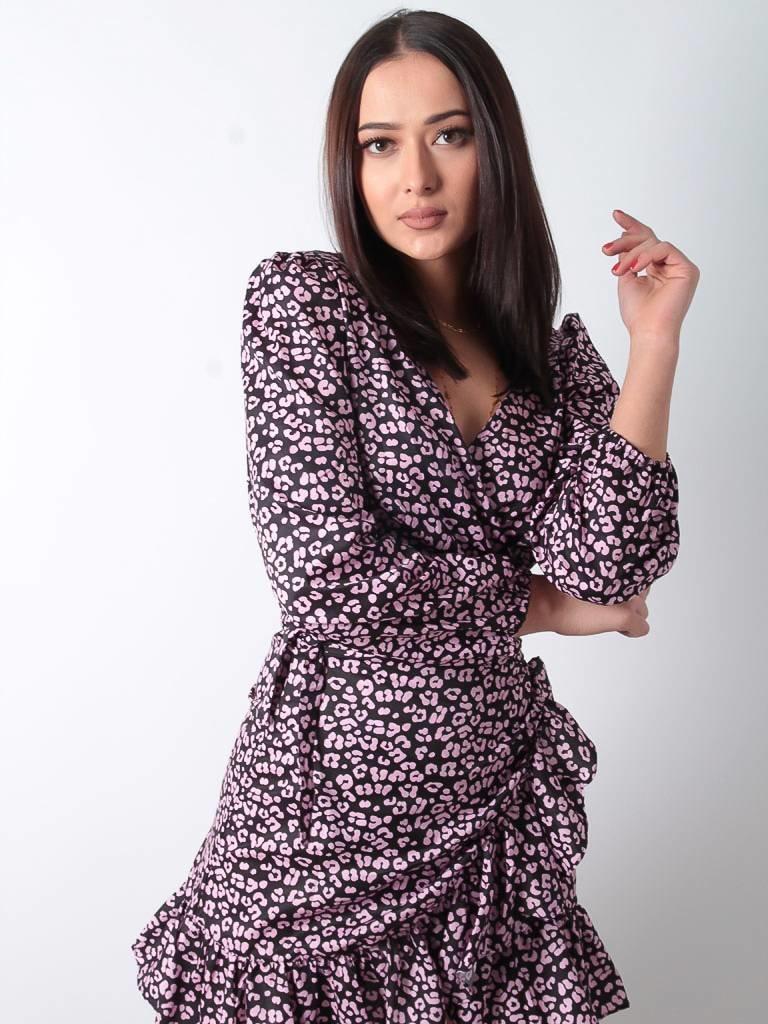Kilibbi Cute leopard dress BP