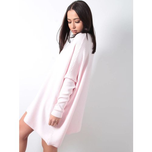 JCL Jumper dress pink