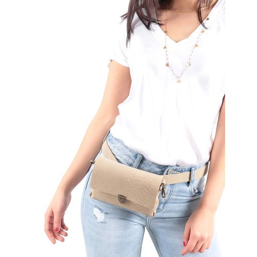 Ladylike Belt bag beige
