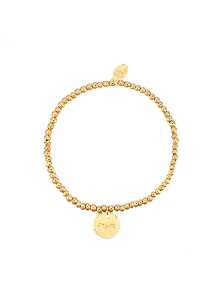 LADYLIKE FASHION Bracelet Inspire tag
