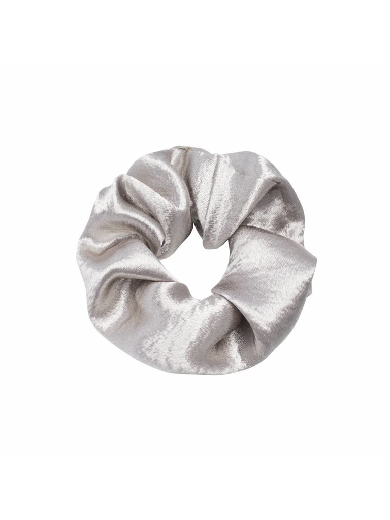 LADYLIKE FASHION MUSTHAVES Scrunchie sweet as satin grey