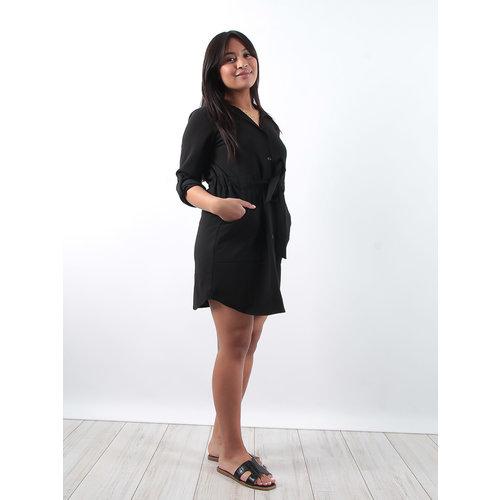 LADYLIKE FASHION Shirt dress black