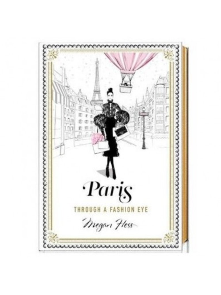 LADYLIKE FASHION Paris: Through a fashion eye book