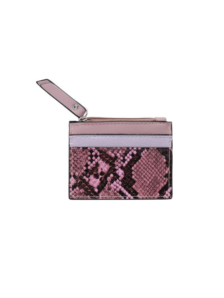 LADYLIKE FASHION Wallet snake purple