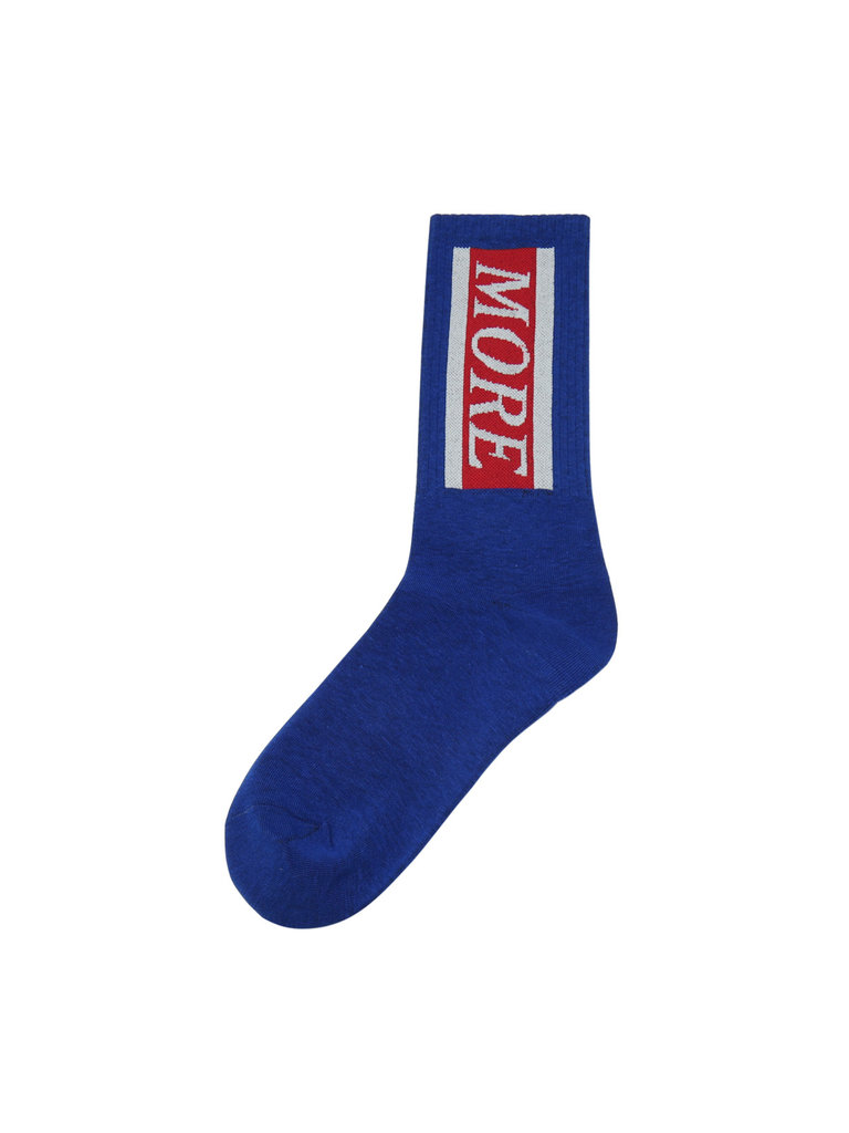 LADYLIKE FASHION 'More' socks blue