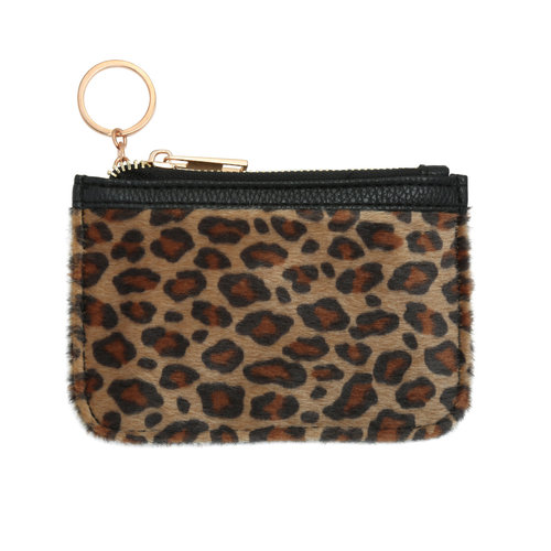 LADYLIKE FASHION Wallet soft leopard