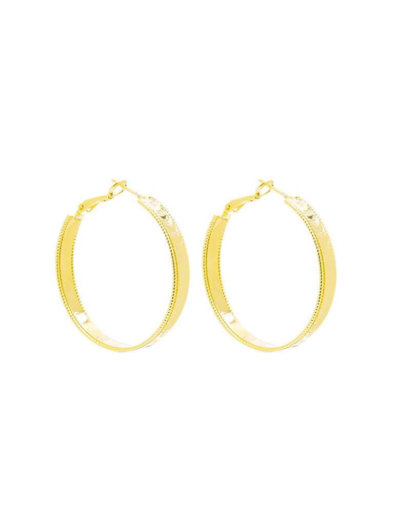 LADYLIKE FASHION Earrings bold hoops